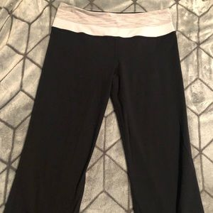 Lululemon Reversible Yoga Pants size 8